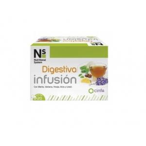 Ns Digestiva infusión 20...