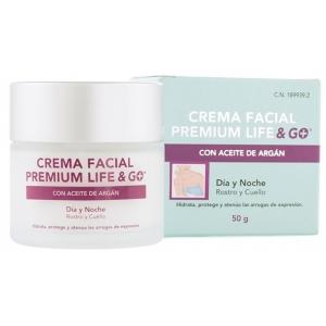 Crema Facial Premium Life &...