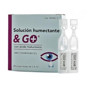 Solución Humectante Ocular...