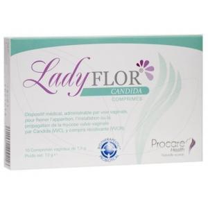 LadyFlor Cándida 10...