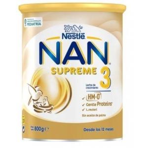 Nan 3 Supreme  Envase 800 G