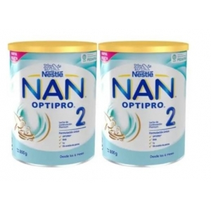 Nan 2 Optipro Duplo 2 X 800 G