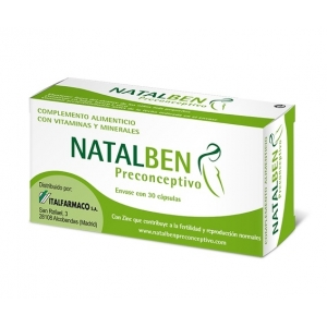 Natalben Preconceptivo 30...