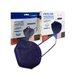 Mascarilla FFP2 Azul 1 Unidad
