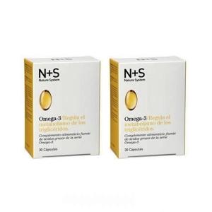 Ns Omega-3 30 cápsulas Duplo