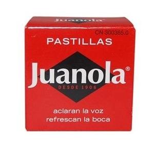 Juanola Clásica Pastillas 5,4g